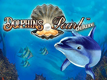 Dolphin's Pearl Deluxe в казино Вулкан на деньги
