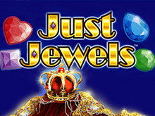 Игровой автомат Just Jewels в казино Вулкан на деньги
