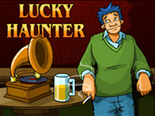 Игровой аппарат Вулкан Lucky Haunter онлайн