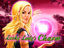 Автомат Lucky Lady's Charm в казино Вулкан на деньги