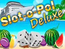 Автомат Slot-o-Pol Deluxe в казино Вулкан на деньги