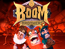 Boom Brothers в клубе Вулкан