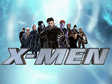 X-Men в казино Вулкан на деньги