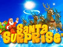 Santa Surprise от PlayTech: играть онлайн
