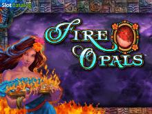 Играть в игровой автомат Fire Opals