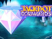 Jackpot Diamonds: играйте в аппарат онлайн на деньги
