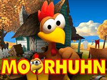 Играть в игровой автомат Moorhuhn