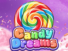 Онлайн-автомат Candy Dreams от Microgaming