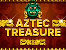 Игровой аппарат Вулкан Aztec Treasure