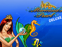 Mermaid's Pearl Deluxe в клубе Вулкан