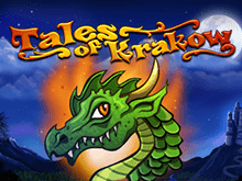Автомат Tales Of Krakow в клубе Вулкан