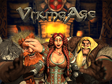Viking Age в клубе Вулкан
