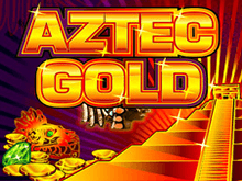 Игровой аппарат Вулкан Aztec Gold бесплатно
