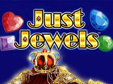 Игровой автомат Just Jewels в казино Вулкан на деньги
