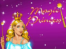 Играть в автомат Magic Princess в казино Вулкан на деньги