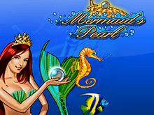 Автомат Mermaid's Pearl в казино Вулкан на деньги