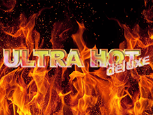Автомат Ultra Hot Deluxe в клубе Вулкан