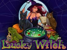 Lucky Witch в казино Вулкан на деньги