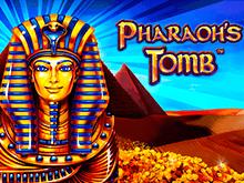 Pharaoh's Tomb в казино Вулкан на деньги
