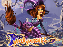 Wild Witches - игровые аппараты Вулкана