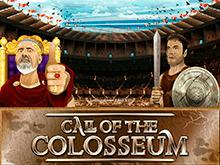 Играйте в Вулкане в Зов Колизея