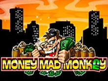 Играть в игровой автомат Money Mad Monkey